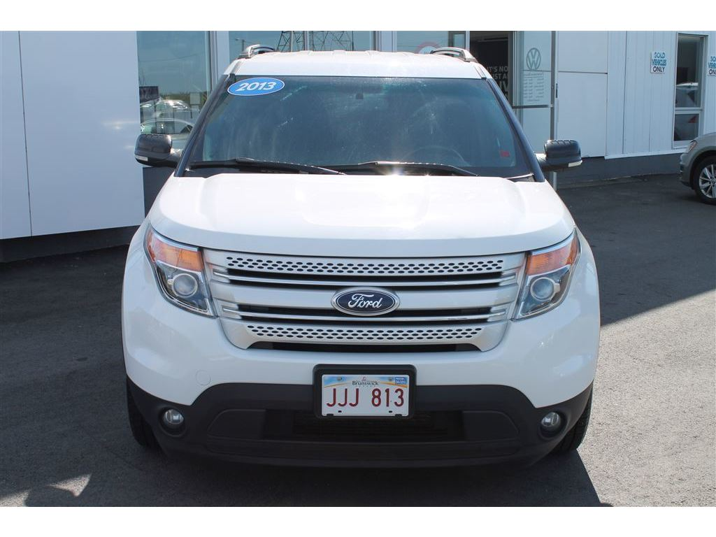 Certified pre owned 2013 ford explorer xlt