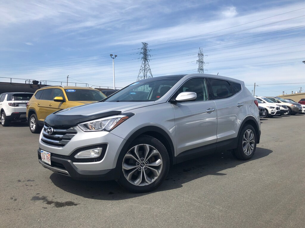 Certified Pre Owned 2013 Hyundai Santa Fe Sport 2 0t Limited Awd