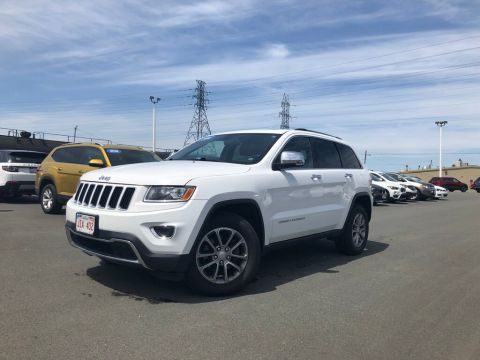 Pre-Owned 2014 Jeep Grand Cherokee Limited 4x4 Sport Utility