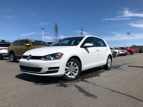 Certified Pre-Owned 2015 Volkswagen Golf 1.8 TSI Trendline FWD Sedan