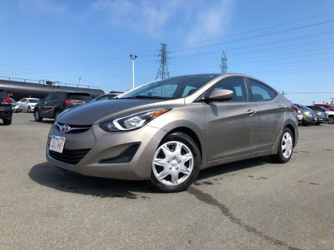 Pre-Owned 2015 Hyundai Elantra GL FWD Sedan