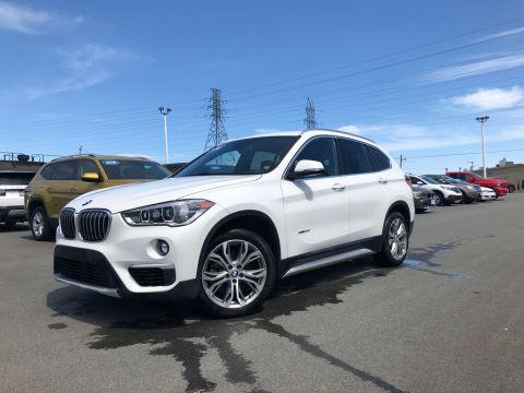 Certified Pre-Owned 2018 BMW X1 xDrive28i HEATED SEATS,ONLY 16,000KM!